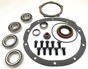 9 Ford Master Bearing Ring And Pinion Installation Kit 3 062 Timken usa
