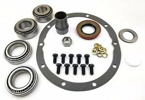 8 2 Chevy Dropout 1955 1964 Master Ring And Pinion Installation Bearing Kit