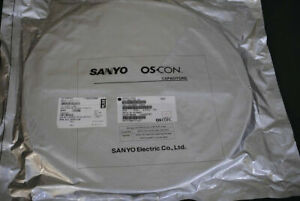 Sanyo Oscon Capacitor 470uf 16v 16svpe470m 470mfd Super Low Esr Smd 400 reel