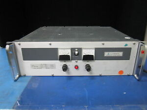 Lambda Lk 350 fm Regulated Power Supply 0 20vdc 0 35 Amp Lk350 fm