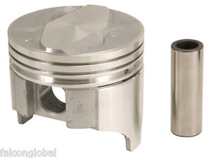 Sealed Power federal Mogul Chevy 396 Cast Aluminum Piston Set 8 1965 69 40