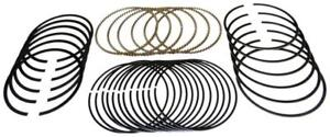 Chevy 327 350 ford 289 302 Perfect Circle mahle Cast Piston Rings Set Deep 80
