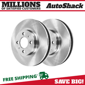 Front Pair 2 Brake Rotors 4 Stud Fits 93 1998 1999 2000 2001 2002 Toyota Corolla