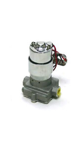 Lot Of 3 Returned Red Electric Fuel Pump Gas Pump 115 Gph Holley Ford Chevy