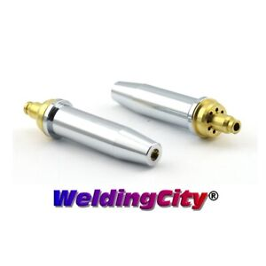 Weldingcity Propane natural Gas Cutting Tip 1534 8 Oxweld Torch Us Seller Fast
