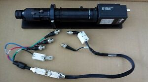 Navitar Zoom 6000 1 60135 6 5x Zoom With 1 6010 1 6010 And Cv m300 Ccd