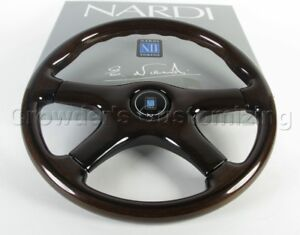Nardi Steering Wheel Gara 4 4 W W 365 Mm Wood