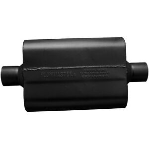 Flowmaster 40 Series Delta Flow Muffler 2 5 Center In Center Out 942540