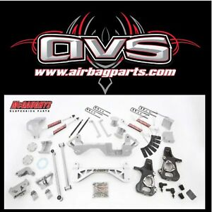 Mcgaughys 7 Premium Lift Kit 1999 Chevy Silverado 1500 4wd Only Free Shipping