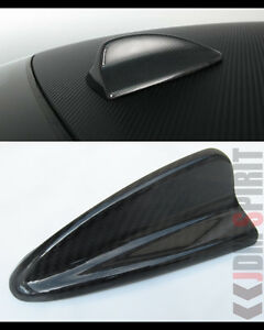 For Vw Jetta Gti Golf Mk3 Mk4 Mk5 Mk6 Blk Shark Fin Carbon Fiber Roof Antenna
