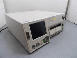 Corometrics 120 Series Maternal fetal Monitor Ge Medical Systems