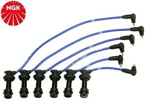 Spark Plug Wire Set Ngk Tx08 For Toyota Supra 1987 1988 1989 1990 1991 1992 1993