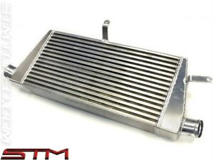 Stm Front Mount Intercooler Evo Viii Ix 2 5 Inlet Outlet Free Shipping