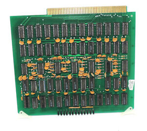 Kieffer Design D78260 Rev 2 Thumbwheel Shift Register Board