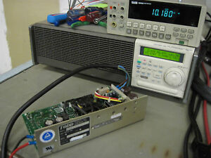 48v 3 7a Power Supply Todd Sc48 3 7a Tested Good 115vac Or 230vac Input