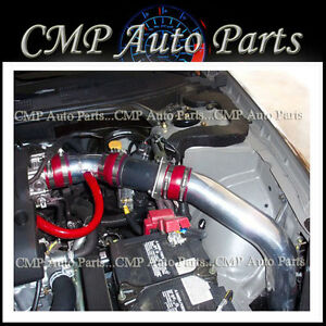 Red Fit 2002 2006 Nissan Altima 2 5 2 5l Cai Cold Air Intake Kit Systems