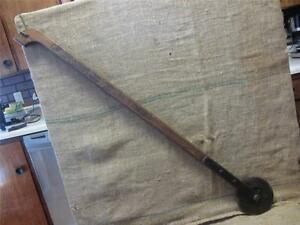 Vintage Planet Junior Landscaping Edger Tool Antique Old Tools Lawn Grass 8665