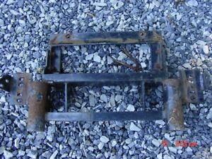 88 98 Chevy Gmc Diamond Pull Away Ez Tube Mount 3500 2500 Snowplow Plow 81001