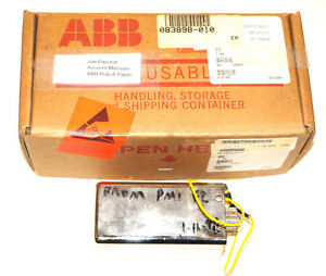 Used Abb 083898 010 Electrometer Relay 083898010
