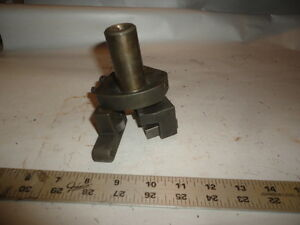 Machinist Tool Lathe Mill Brown Sharpe Box Roller Cutter Thread Knurl 1 Sh