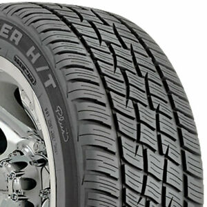 4 New 255 55 18 Cooper Discoverer H T Plus 55r R18 Tires