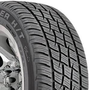 2 New P275 60 20 Cooper Discoverer H T Plus 60r R20 Tires