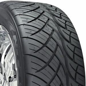 2 New 285 35 22 Nitto Nt 420s 35r R22 Tires