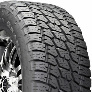 4 New Lt285 75 16 Nitto Terra Grappler 75r R16 Tires Lr E