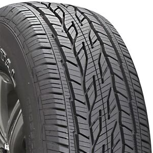 4 New P235 60 18 Continental Cross Contact Lx20 60r R18 Tires