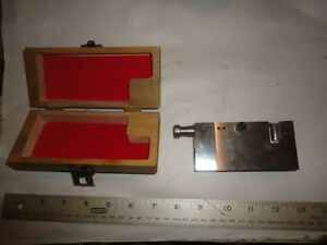 Machinist Tools Lathe Nice Precision Tool Makers Block Gage Gauge Vise Auc 17
