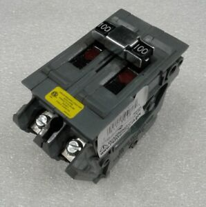 A2100ni Wadsworth Circuit Breaker 2 Pole 100 Amp 120 240v new