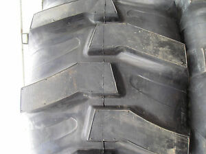 2 tires 19 5l24 Tires R 4 Industrial Backhoe Tractor 12pr Tire 19 5 24 19524