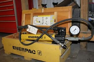 Enerpac Ms 220 Hydraulic Maintenance And Rescue Set