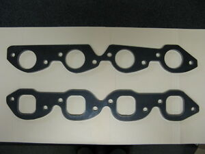 Big Block Chevy Header Flanges 3 8 Laser Cut