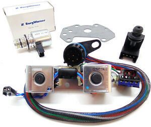 A500 518 44re 46re 47re 48re Dodge Jeep Trans Solenoid Kit 2000 up 99169