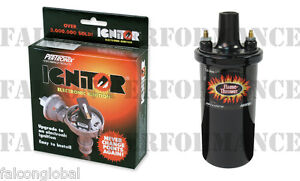 Pertronix Ignitor coil 1957 68 Ford V8 W motorcraft Single Points Distributor