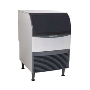 Scotsman Cu2026ma 1 Undercounter Ice Maker W Bin 200 Lbs A Day Medium Cube