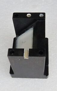 Right Angle Prism With Magnification Magnifier In Mount