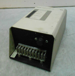 Modicon Cyberline Power Supply Dr pls4 000 Used Warranty