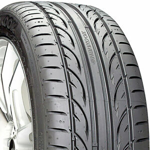 1 New 215 45 17 Hankook Ventus V12 Evo2 K120 45r R17 Tire