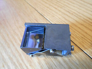 Nikon Microscope M ms Head Center Prism Mirror Assy free Us Shipping