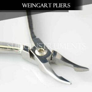 10 Weingart Plier Pliers Orthodontic Instruments Instrument Set