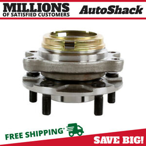 New Front Wheel Hub Bearing Assembly Fits Nissan 03 07 Murano 04 09 Quest