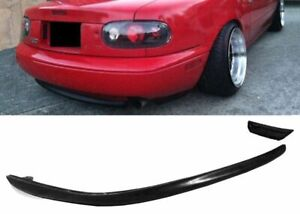 Fit 90 97 Miata Rear Bumper Lip Aero Kits Spoiler Mazda Mx5 Oe Pu