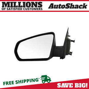 New Electric Power Left Drivers Lh Side View Mirror Fits 08 14 Dodge Avenger