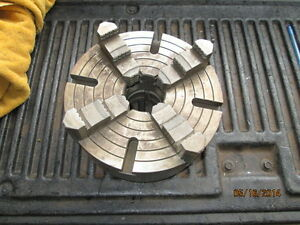 Machinist Mill Lathe Tool 4 Jaw 14 Lathe Chuck For Atlas South Bend