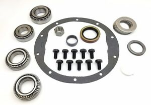 8 5 Chevrolet Gm 10 Bolt Master Bearing Installation Kit Rear 1972 1998