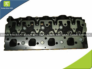New Case 410 Skid Steer Cylinder Head