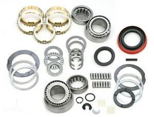 T 5 Non World Class 5 Speed Trans Rebuild Overhaul Kit Gm Chevy Ford bk 107ws