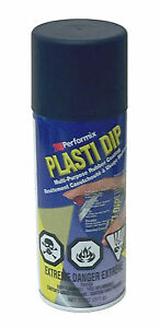 Plasti Dip Black Blue one Color Spray Can Pack Of 6 11 Oz Cans